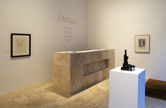 Matisse: Painting, Sculpture, Drawing, Prints, installation view