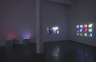 Abstract Document, installation view