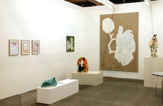 Cruise&Callas at Art Brussels 2015, installation view