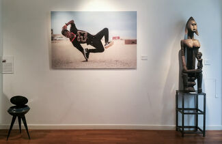 Actual Africa, installation view