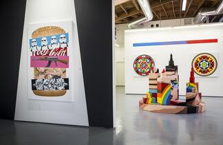 Fabien Castanier Gallery at CONTEXT Art Miami 2015, installation view