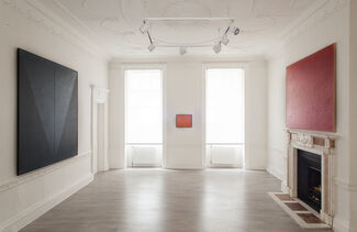 Claudio Verna. Works from 1967 to 2017, installation view