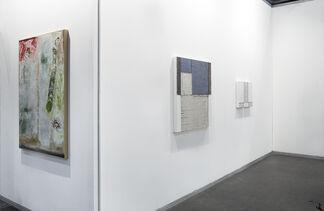 Steve Turner at arteBA 2017, installation view