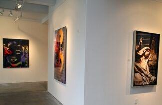 Bernard Desjardins, installation view