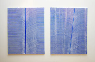 """Group Show: """"Algorithm"""", installation view"""