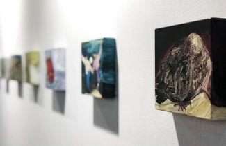 Yiri Arts at Antwerp Art Fair 2018, installation view