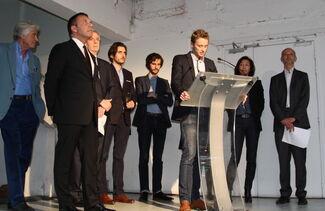 Julien Grudzinski - exhibition at Palais de Tokyo Museum, installation view