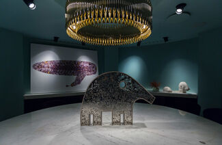 Contemporary Middle Eastern Art, installation view