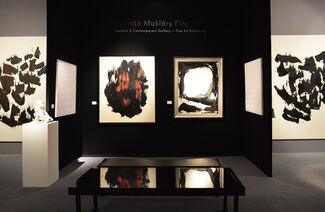 Kalman Maklary Fine Arts at BRAFA 2017, installation view