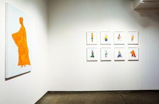 TYPOLOGY OF WOMEN: Bastienne Schmidt, installation view