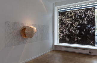 Drilling for Light, installation view