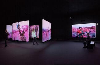 Richard Mosse, installation view