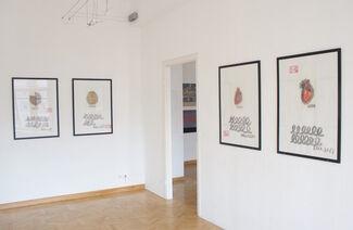 'HEART', installation view