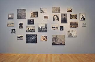 Chris Pfister: The Monochromes, installation view