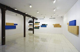 Grear Patterson: Panzers and Tigers, installation view