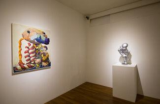Poren Huang & Peter Opheim, installation view