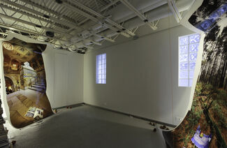 I Love Your Space, installation view