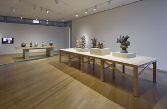 Voulkos: The Breathrough Years, installation view