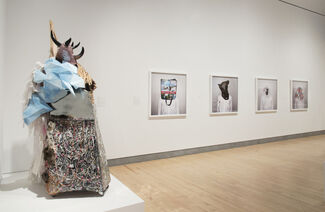 Disguise: Masks and Global African Art, installation view