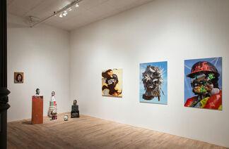 Portrait in the Twenty-First Century, installation view