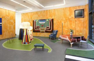 "Andreas Schulze - ""Ohne Titel"", installation view"