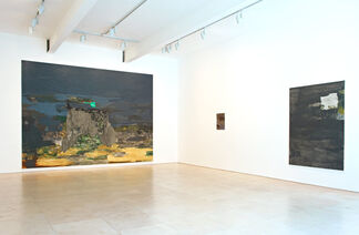 Andreas Eriksson- Coincidental Mapping, installation view