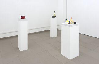 Luana Perilli: Solitary Shelters, installation view