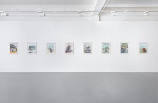 Sabine Moritz: Harvest, installation view