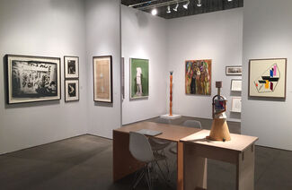 Anglim Gilbert Gallery at Expo Chicago 2015, installation view