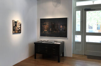 Domestic, installation view
