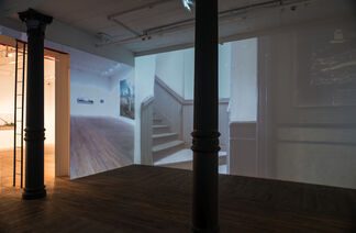 SERKAN ÖZKAYA - An Attempt At Exhausting a Place in New York, installation view