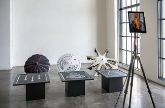 Elements, installation view