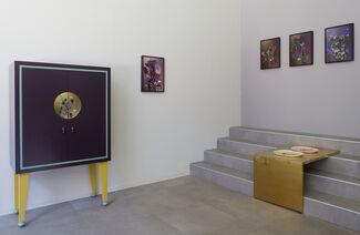 Sandra & Anna, installation view