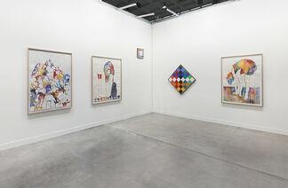Pilar Corrias Gallery at MiArt 2015, installation view
