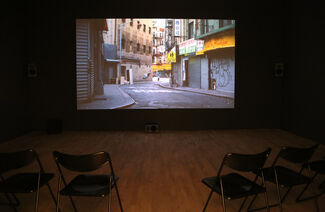 HOLLY ZAUSNER - Unsettled Matter, installation view