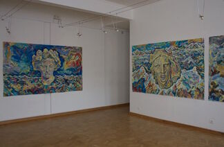 'ENDLESS STORY', installation view