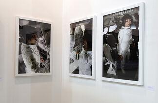 Sabrina Amrani at Artissima 2013, installation view