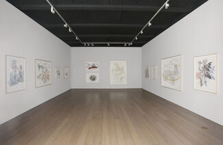 Roxy Paine: Thermoplastic Flux, installation view