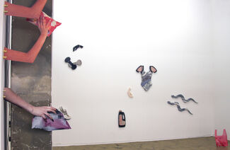 SEAGER at Art Rotterdam 2020, installation view