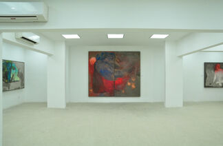 Ek Raaz (A Secret), installation view