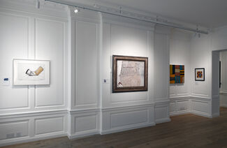 Interviews with Artists, installation view