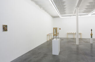 A major disappointment, installation view