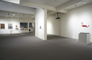 Solid Concept - Bay Area Conceptual Artists, installation view