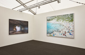 Ronchini Gallery  at Photo London 2018, installation view