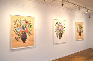 Jane Hammond: No Assembly Required, installation view
