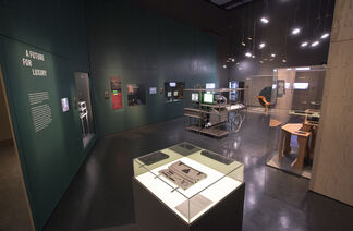 What is Luxury? A V&A and Crafts Council exhibition, installation view