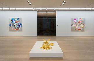 Takashi Murakami at 50 CONNAUGHT ROAD CENTRAL Hong Kong, installation view