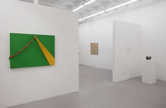 On the other side of languge, installation view