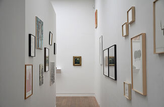 Ein Baum ist ein Baum ist ein Baum..., installation view