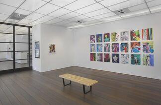Nobuyoshi Araki - Alluring Hell, installation view